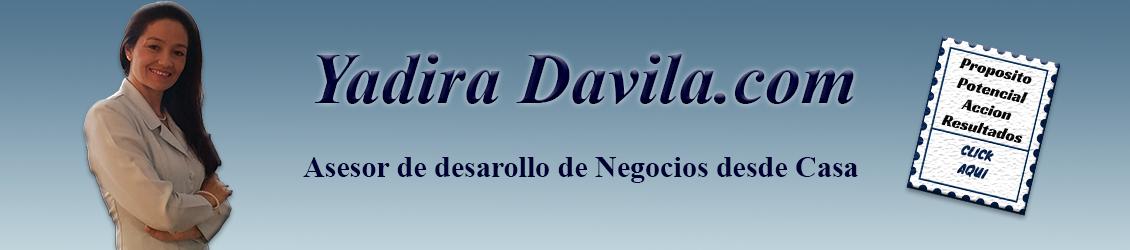 Conectate con Yady Davila