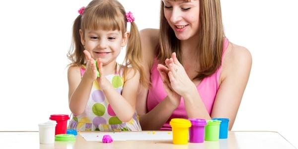 Pinta con tus hijos